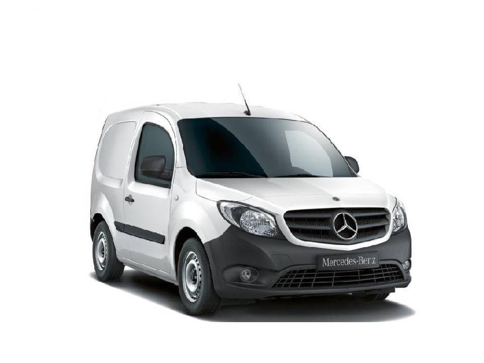 Mercedes Benz CITAN. YonderAuto.