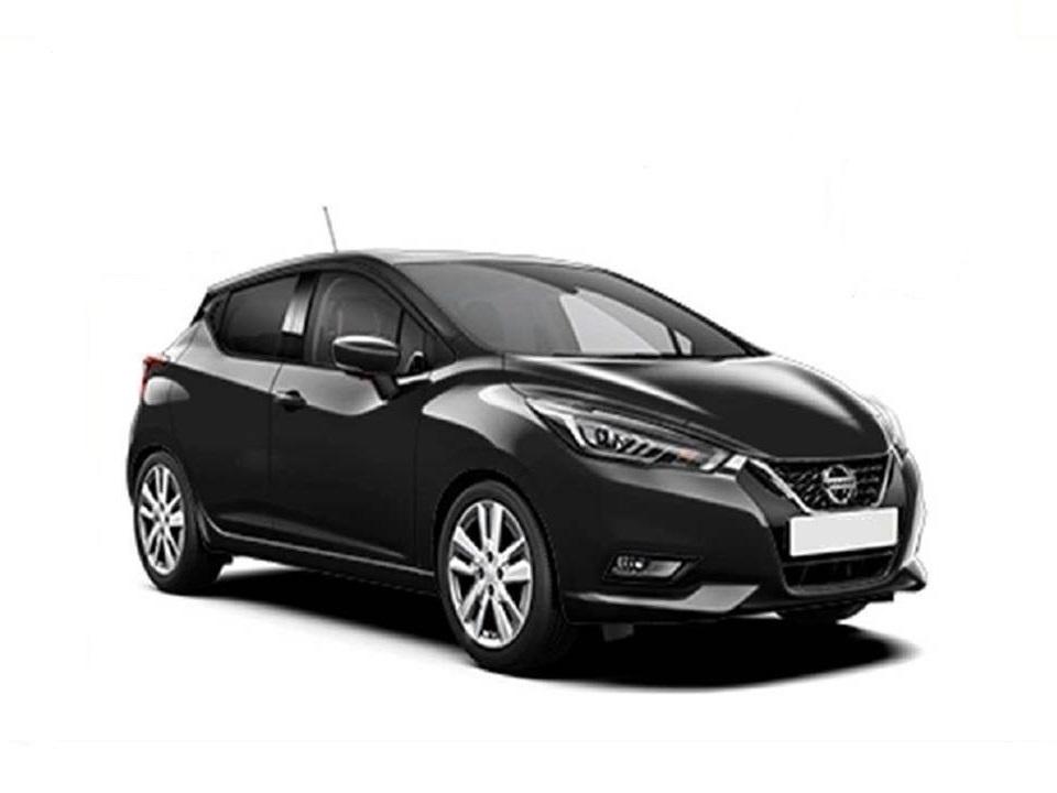 Nissan Micra Acenta. YonderAuto.