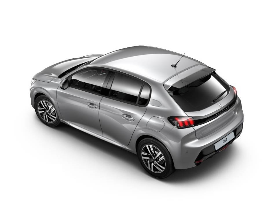 Peugeot 208 ALLURE. YonderAuto.