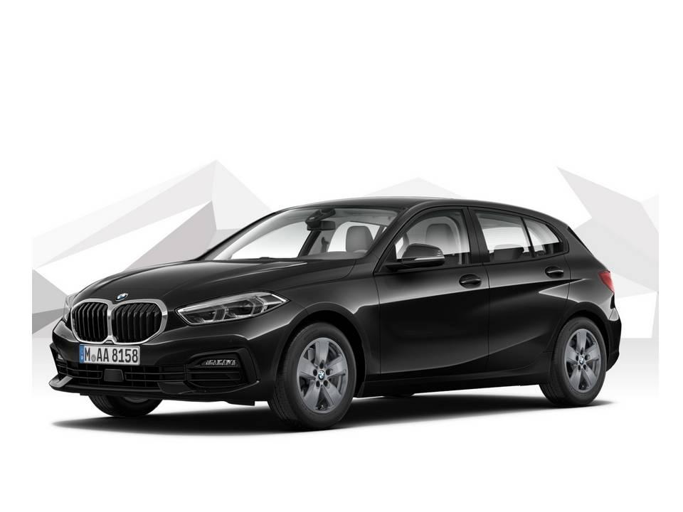 BMW Serie 1. YonderAuto.