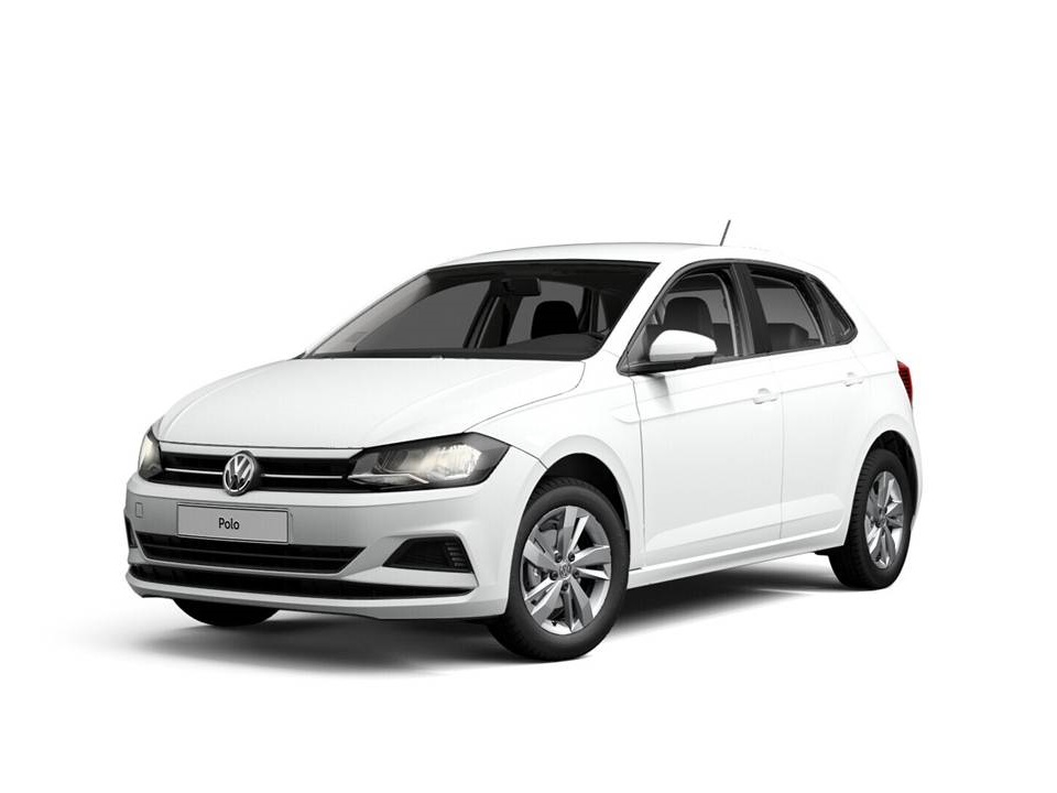 Volkswagen Polo Advance 1.0 80CV5p.  Renting