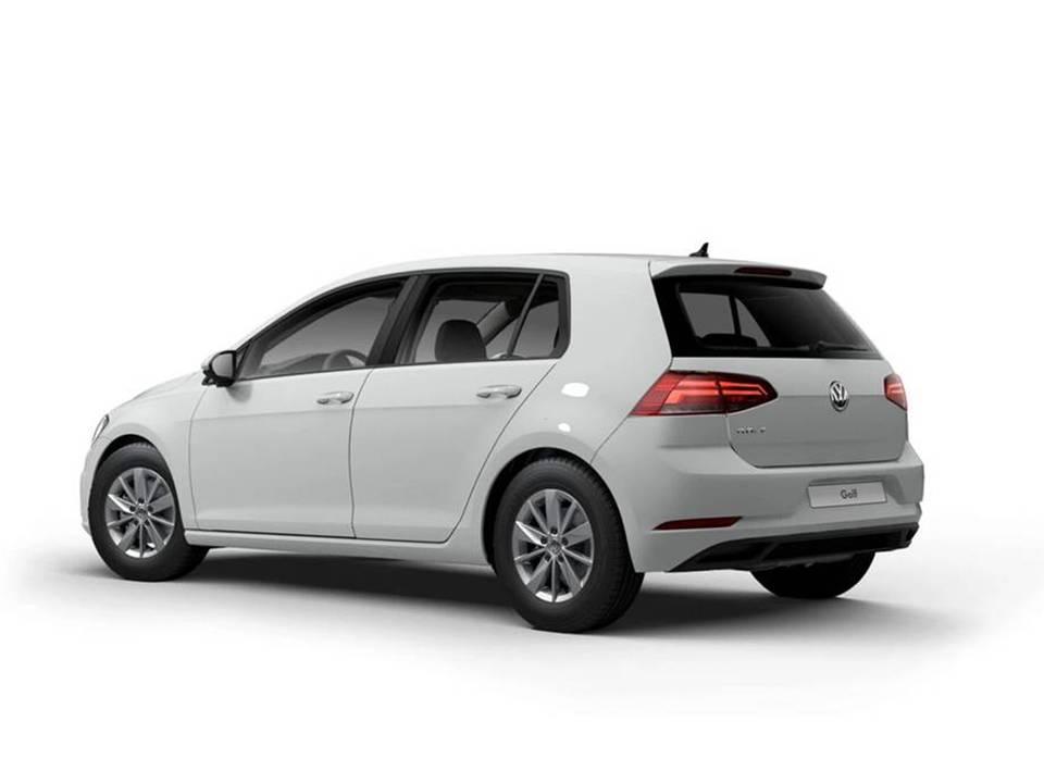 Volkswagen Golf. YonderAuto.