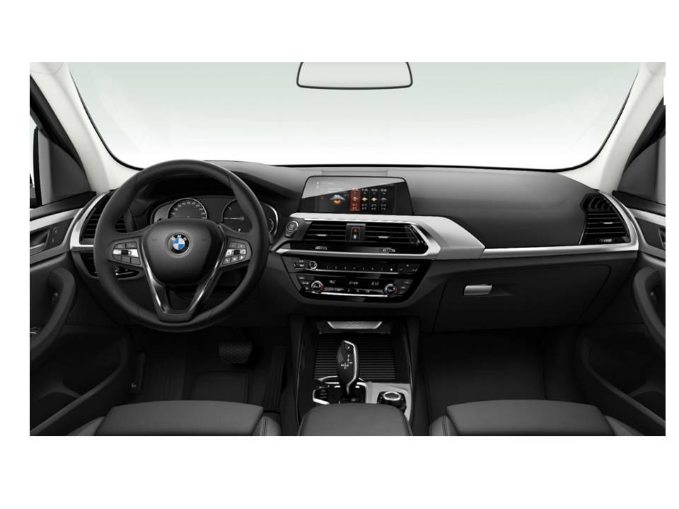 BMW X3 xDrive20d Business 190 CV 5p. Renting
