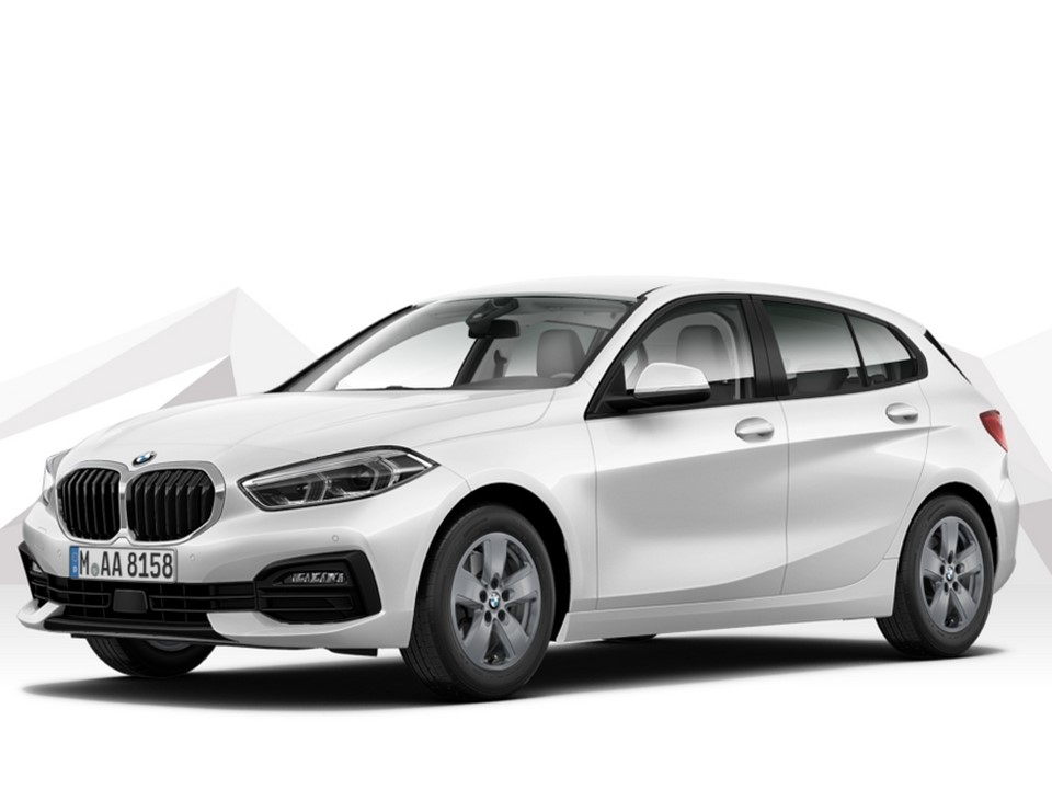 BMW Serie 1 116d Renting