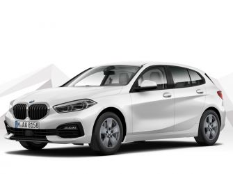 BMW Serie 1 116d Automatico (116CV) Business Segunda Mano