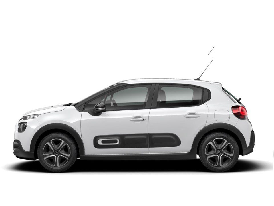 CITROËN C3 BlueHDi 100CV Feel Renting