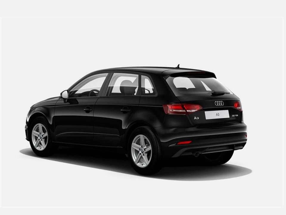 Audi A3 Sportback. YonderAuto.