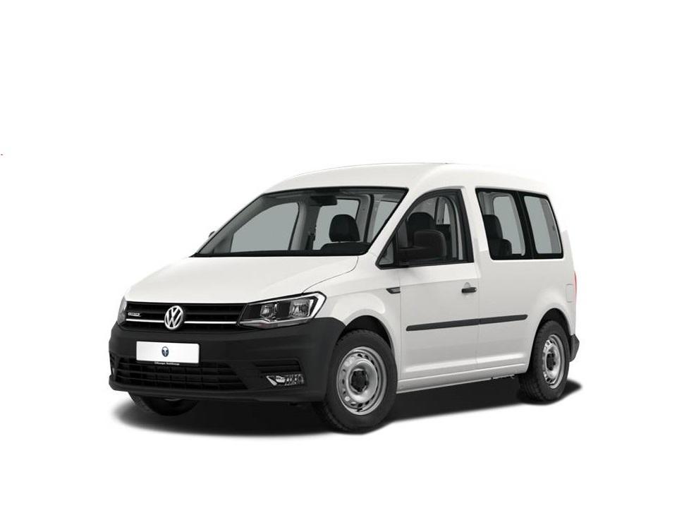 Volkswagen CADDY Kombi 1.4 TGI 110CV 4 Puertas. Renting