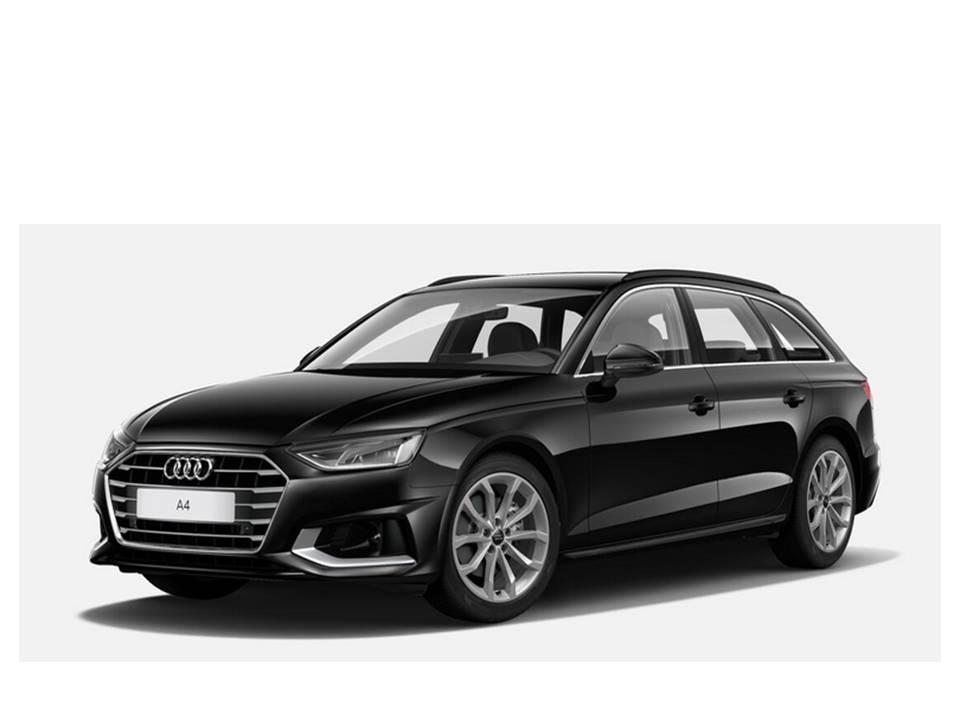 Audi A4 Avant Line 35 S Tronic 150CV. Renting