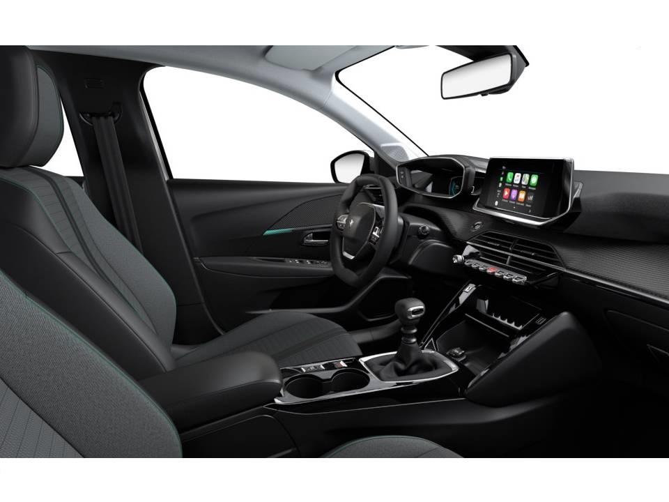 Peugeot 208 BlueHDi 100CV Allure 5P manual. Renting