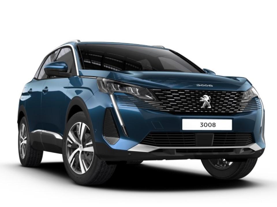 Peugeot 3008 1.5 BlueHDi Allure PACK 130CV  Renting