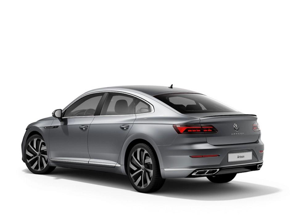 Volkswagen Arteon R-Line 2.0 TDI DSG 150CV (Automático) Renting
