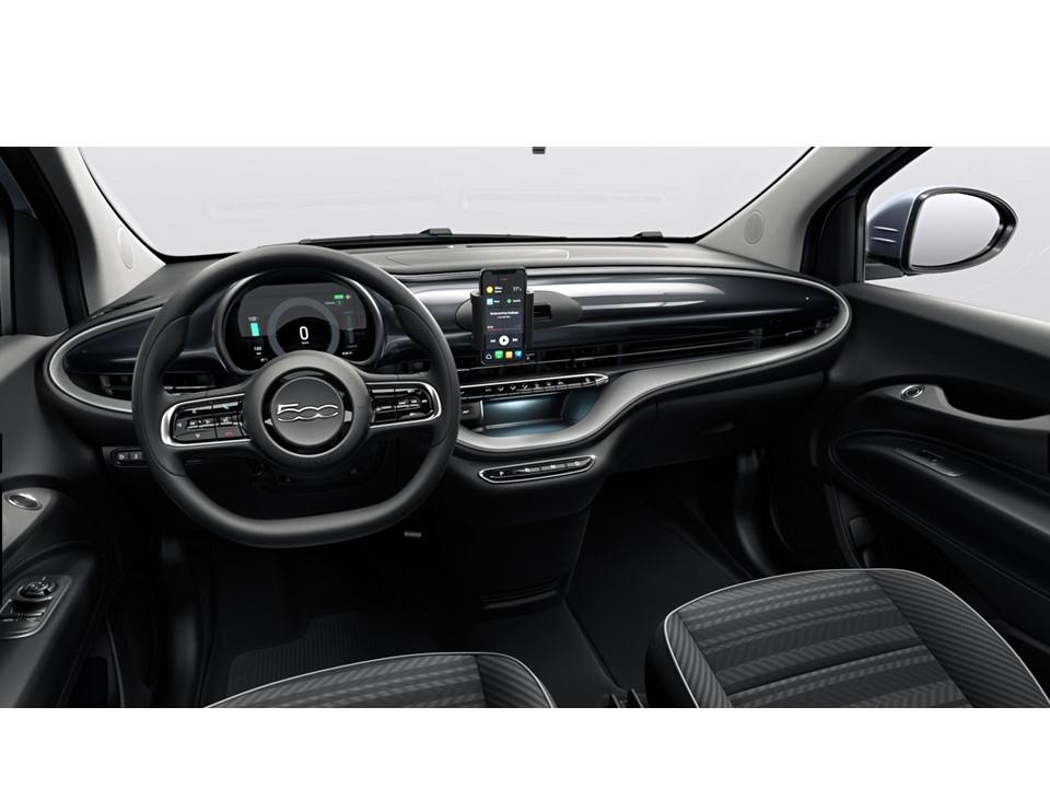 FIAT 500e Business 85kW (118CV)  Renting