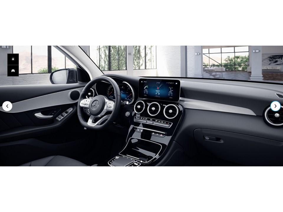 MERCEDES-BENZ GLC  200 d 4MATIC 163CV Renting