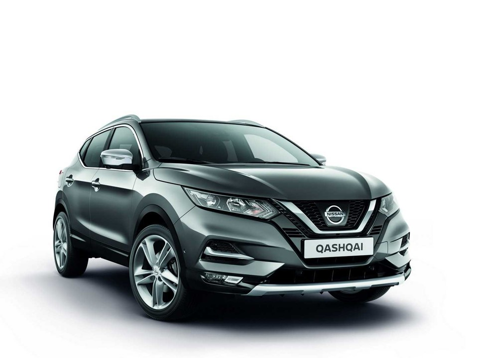 Nissan Qashqai 1.5dci 115cv DCT Acenta Renting