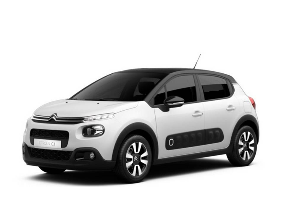 Citroen C3 Pure Tech S&S FEEL 83CV Renting