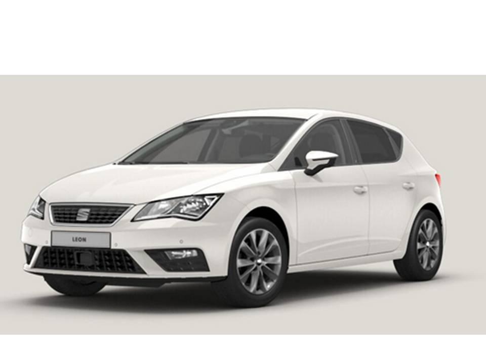 Seat León Style Vision 1.6 TDI 115CV. Renting
