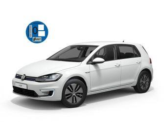 Volkswagen e-Golf ePower 136 CV Eléctrico. Segunda Mano