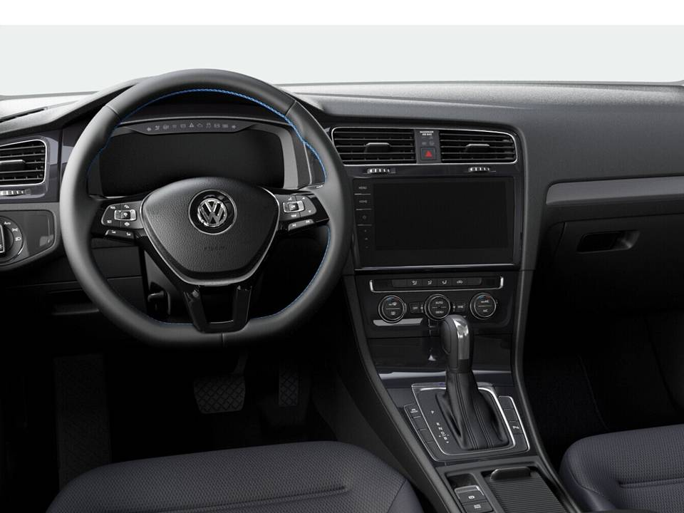 Volkswagen e-Golf ePower 136 CV Eléctrico. Renting