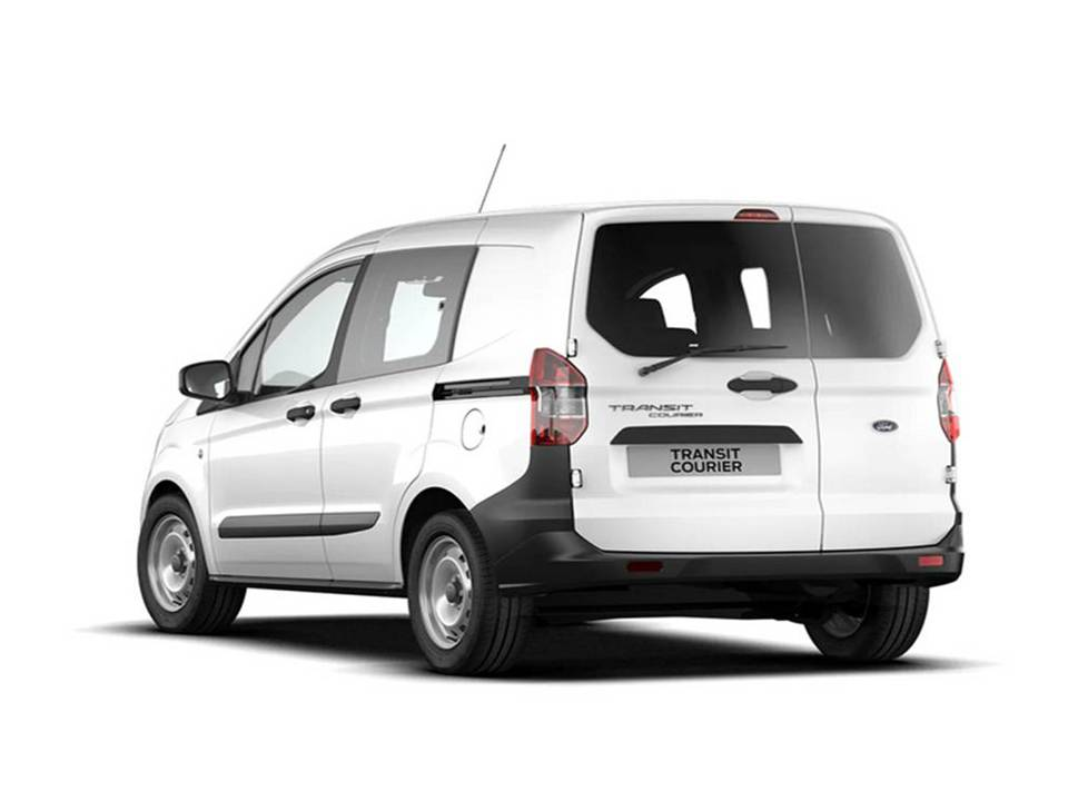 Ford Transit Courier Kombi Trend 1.5TDCi 75CV Renting