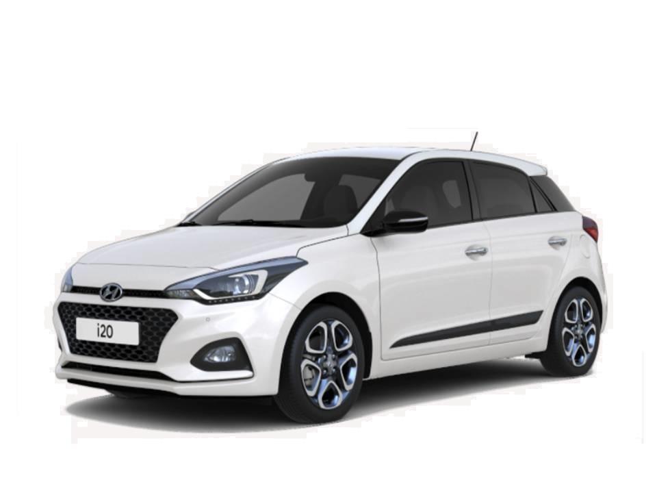Hyundai I20 1.2 MPI 85CV Essence 5 puertas Renting