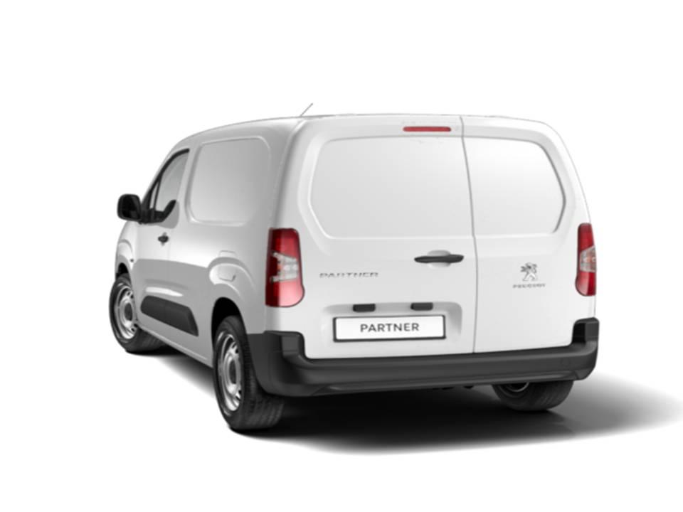 Peugeot Partner Pro Standard 600Kg BlueHDi 73 CV. Renting