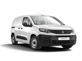 Peugeot Partner Pro Standard 600Kg BlueHDi 73 CV. Segunda Mano