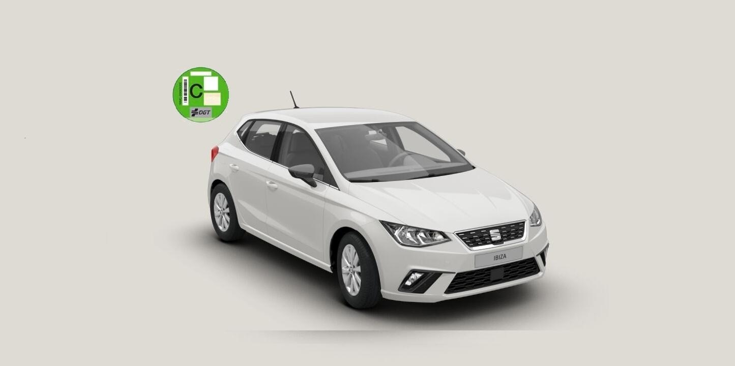 Seat Ibiza Xcellence 1.0 Eco TSI 115CV. Renting