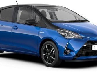Toyota Yaris Hybrid Automático Renting