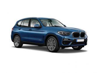 BMW X3 xDrive20d Renting