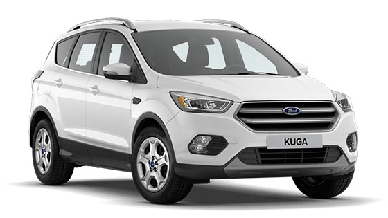 Ford Kuga Trend Renting