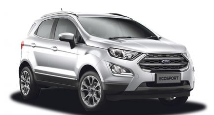 Ford Ecosport Trend Renting