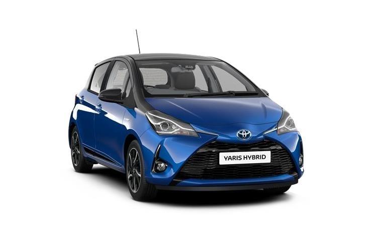 TOYOTA Yaris 1.5 Hybrid Active (100CV) 5p Renting