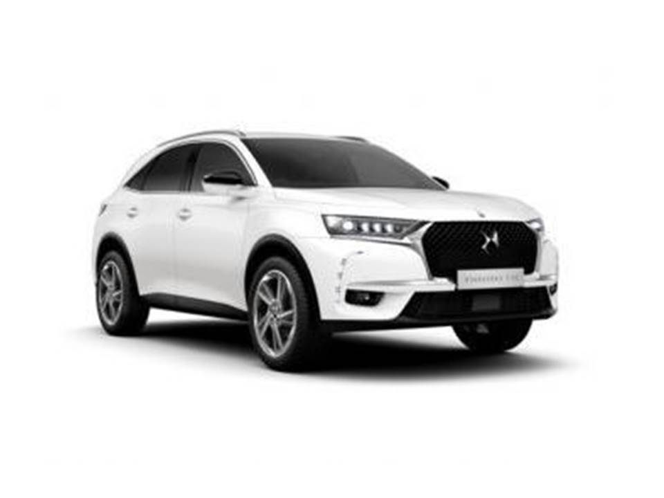 DS 7 CROSSBACK BLUE 180CV Renting