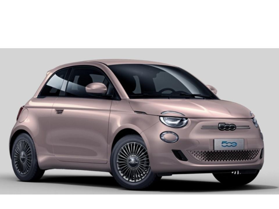 FIAT 500e Icon 85kW (118CV)  Renting