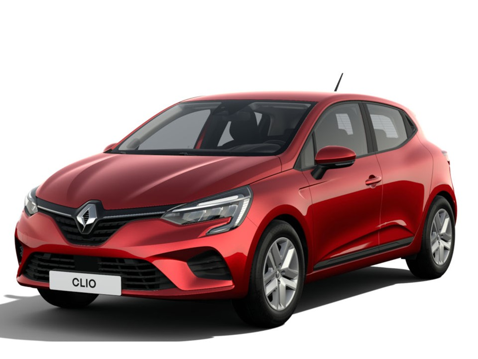 Renault Clio Business TCe (90CV) Renting