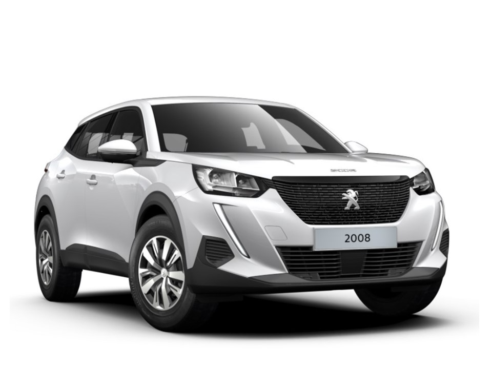 Peugeot 2008 Active Pack BlueHDi 110CV S&S Renting