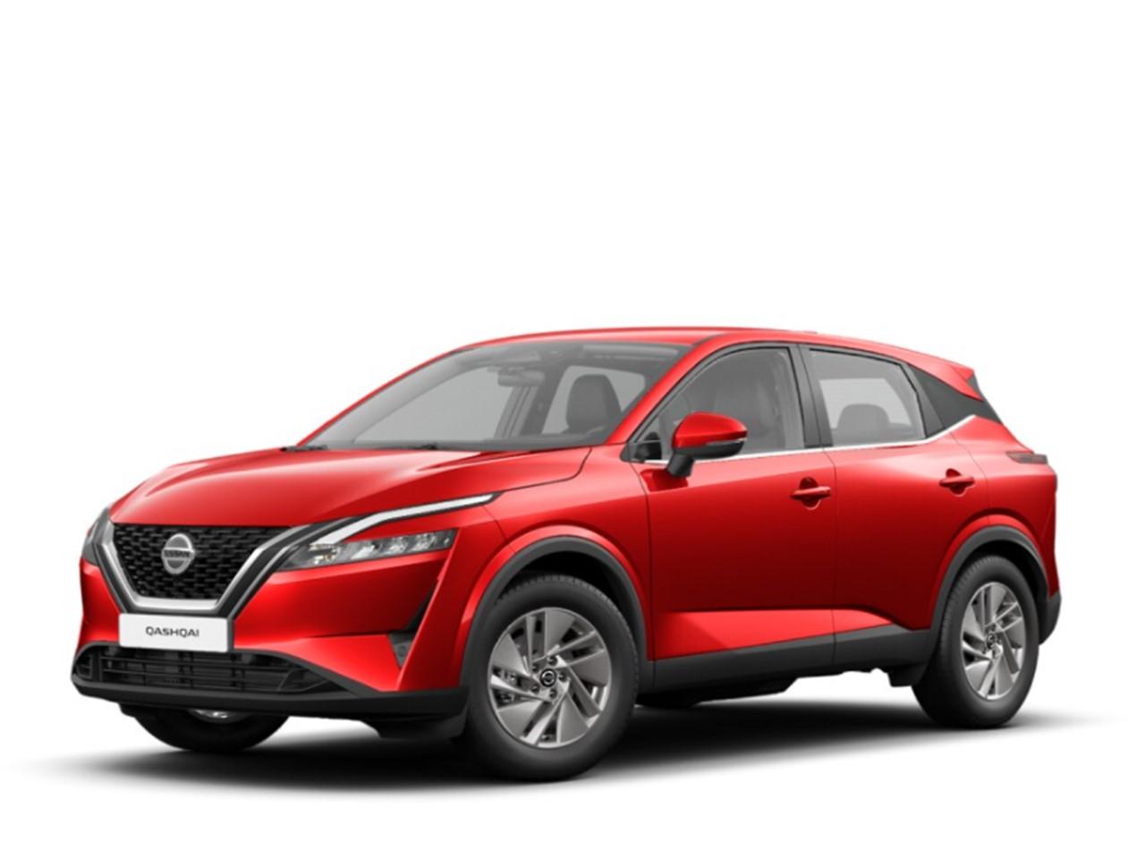 Nissan Qashqai DIG–T E6D 6M/T 4x2 N-Style 140CV Renting