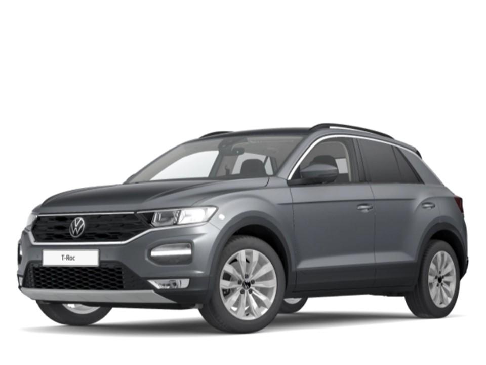 Volkswagen T-Roc 2.0 Tdi DSGF 150CV Renting