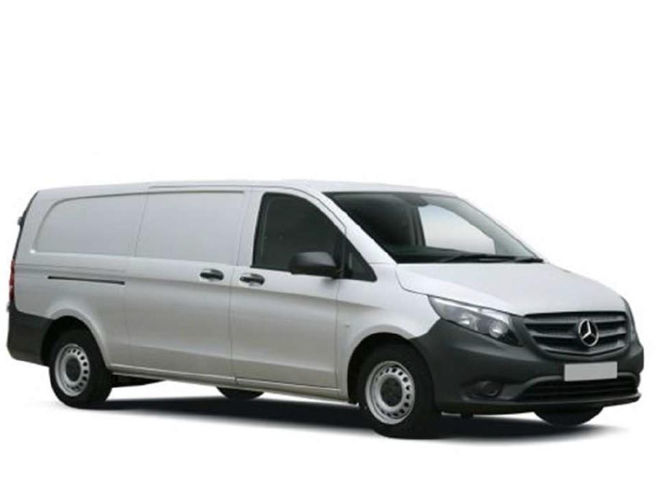 Mercedes- Benz Vito 110 CDI tD 102CV Pro Larga Renting