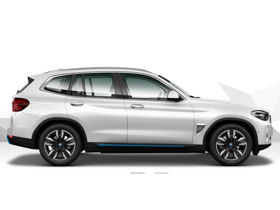 BMW iX3 eléctrico puro (BEV) 286CV Renting