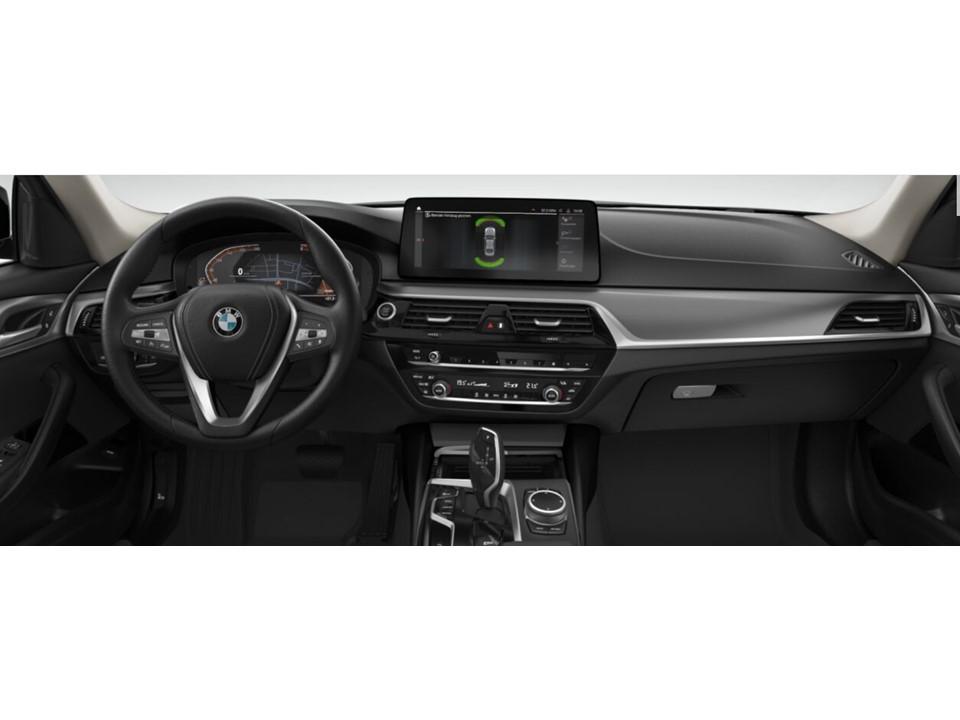 BMW SERIE 5 520 DA 190CV  (Automático) Renting