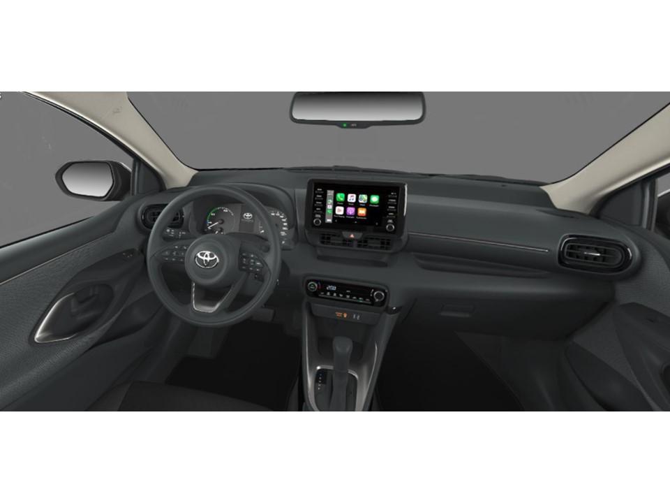 Nuevo Toyota Yaris 120H (e-CTV) Business Plus Automático Renting