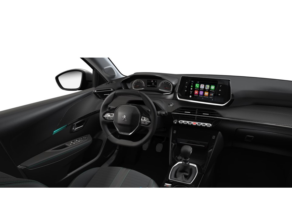 Peugeot 208 PureTech (100CV) Allure Renting