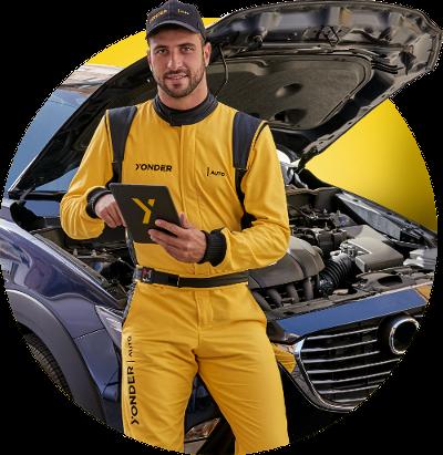 mantenimiento para tu vehículo