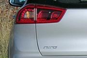 Kia Niro logotipo