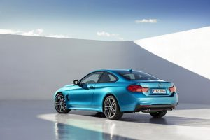 BMW Serie 4 coupe 2017