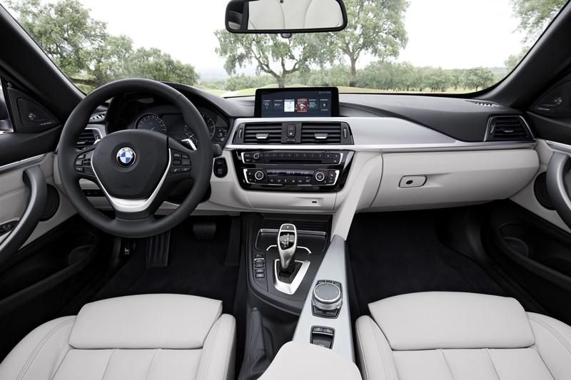 bmw serie 4 interior 2017