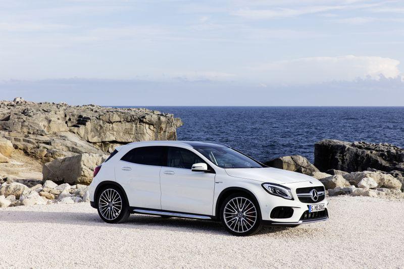 Mercedes GLA 2017 1601