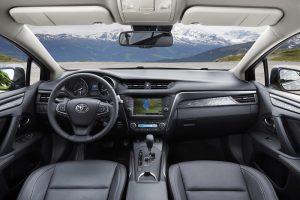 Toyota Avensis 2017